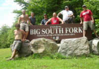 Big South Fork Whitewater Raftng