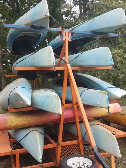 Equipment for Sale - Sheltowee Trace Adventure Resort