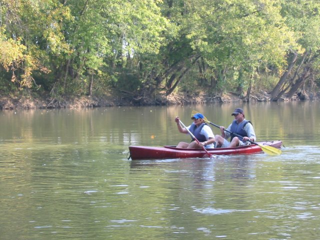 All Day Canoeing and Kayaking Trips - Sheltowee Trace